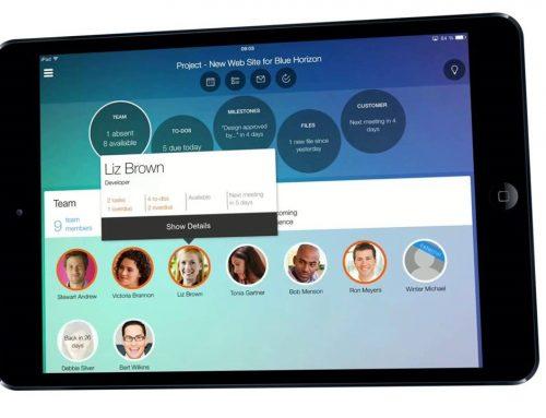 "Neue Apps ""SAP Project to Go"" und ""SAP Project Cockpit"" aktivieren"