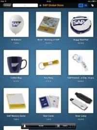 SAP Business ByDesign Active Sales App Bild 5