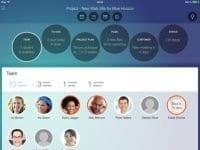 SAP Project Cockpit App Bild 2