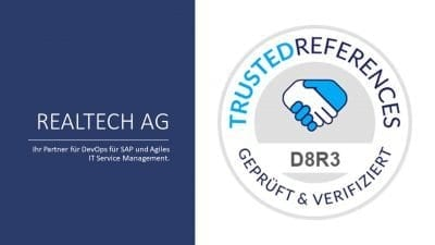 Referenz: Implementierung des modernen Cloud-ERP Systems SAP Business ByDesign für die REALTECH AG