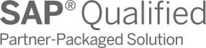 SAP Qualified Partner Packaged Solutions Logo