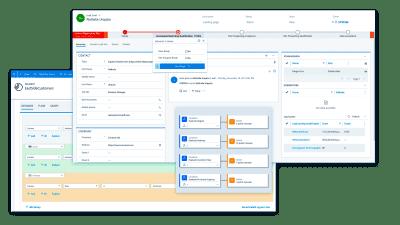 Microsoft Dynamics 365 Intensive Zusammenarbeit zwischen Marketing und Sales