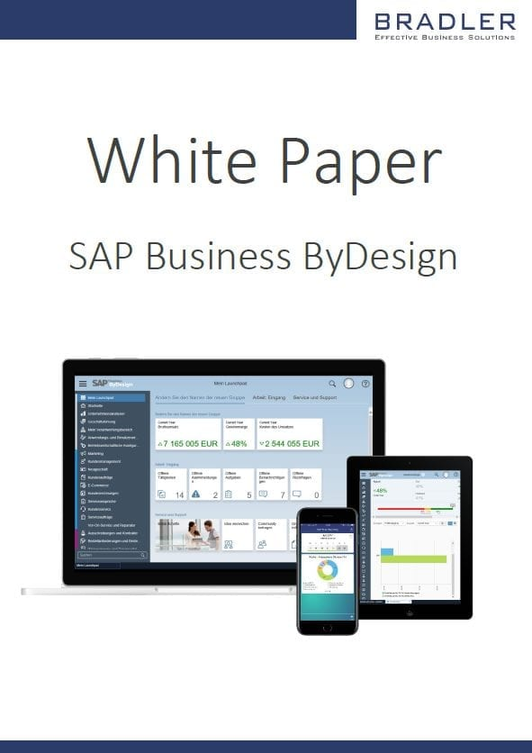 White Paper SAP Business ByDesign