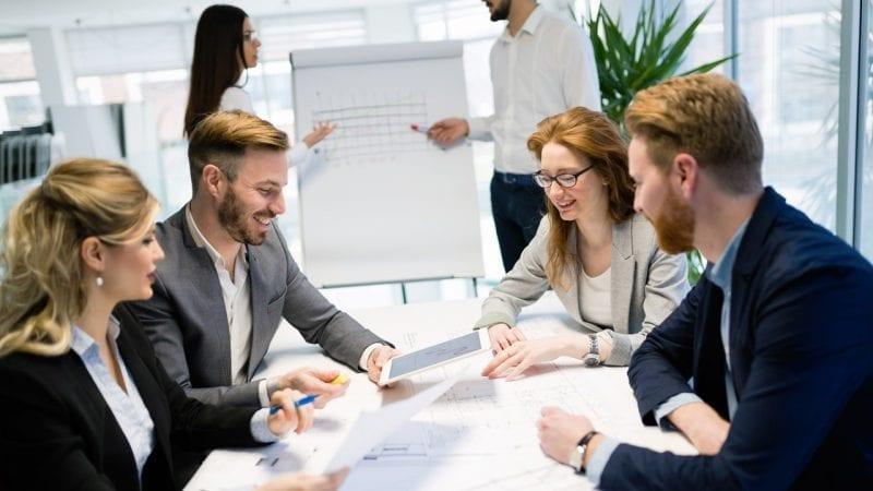 Mitarbeiterförderung mit Microsoft Dynamics 365 for Talent