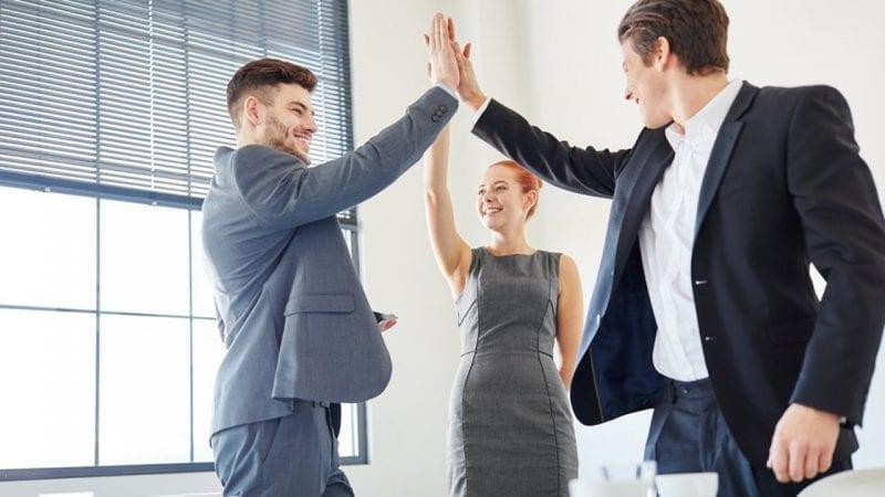 Mitarbeitermotivation mit Microsoft Dynamics 365 for Talent