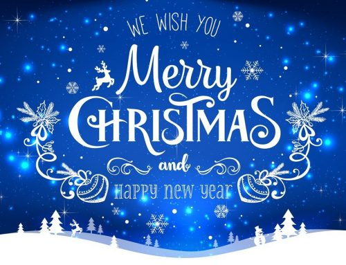 Frohe Weihnachten und alles Gute für 2019!