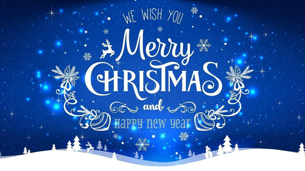 Frohe Weihnachten und alles Gute für 2019
