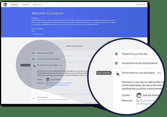 Microsoft Dynamics 365 for Talent - Stellen Sie Mitarbeiter auf Erfolg ein