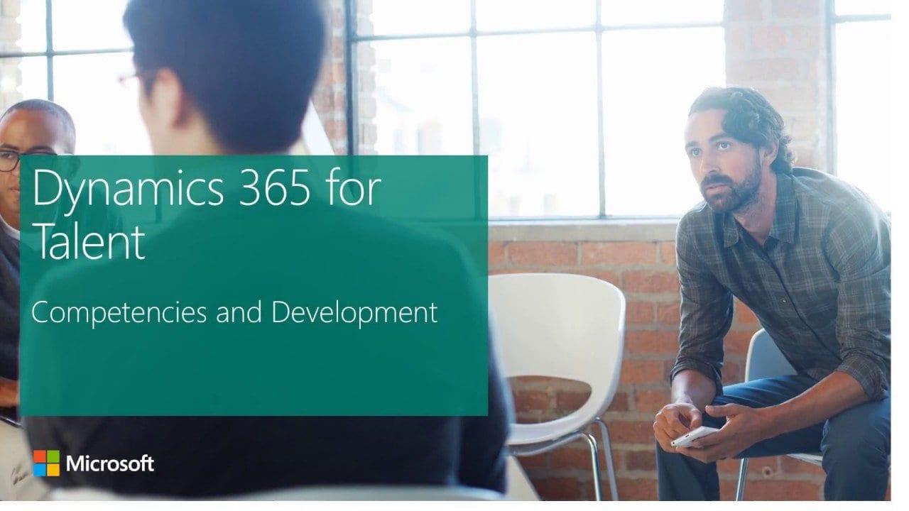 Effektive Mitarbeiterentwicklung mit Microsoft Dynamics 365 for Talent