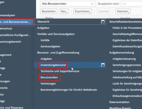 Kurzanleitung: Benutzer- und Zugriffsverwaltung – Zugriffseinschränkungen